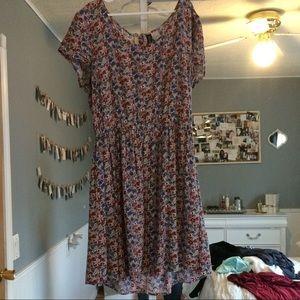 H & M Floral Summer Dress!